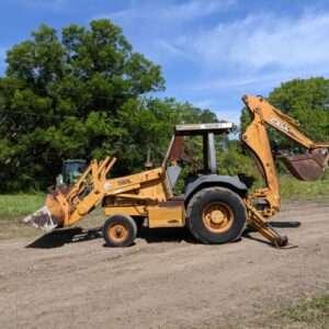 2003 CASE 580 M 4WD BACKHOE – Expert Heavy Equipment